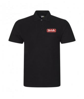 Drive Vauxhall PRO RTX Pro Piqué Polo Shirt mens