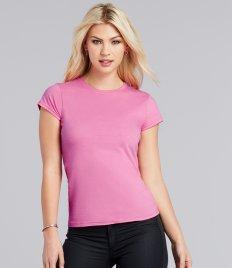 Ladies T-Shirts - Crew Neck (3)