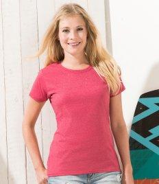 Ladies T-Shirts - Cotton (17)