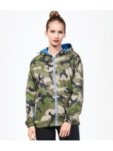 SOL'S Unisex Skate Windbreaker Jacket