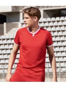 SOL'S Atletico Contrast T-Shirt
