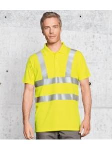 SOL'S Signal Pro Hi-Vis Polo Shirt