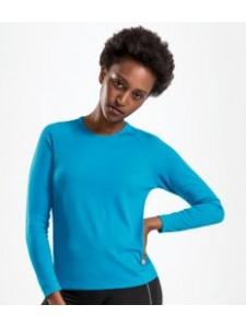 SOL'S Ladies Sporty Long Sleeve Performance T-Shirt