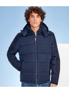 SOL'S Reggie Contrast Padded Jacket
