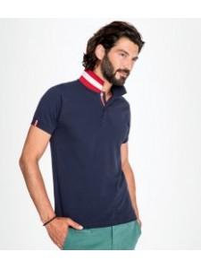 SOL'S Patriot Cotton Piqué Polo Shirt