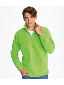 SOL'S Ness Zip Neck Fleece