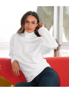 American Apparel Unisex Flex Fleece Turtleneck Sweatshirt
