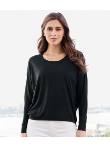 Anvil Ladies Freedom Long Sleeve T-Shirt