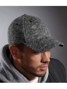 Beechfield Lux Knit Stretch-Fit Cap