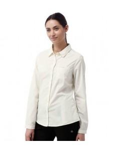 Craghoppers Ladies Kiwi Long Sleeve Shirt