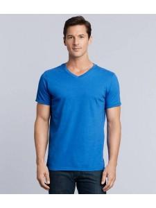 Gildan SoftStyle® V Neck T-Shirt