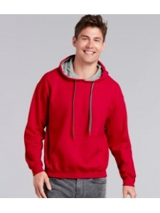 Gildan Heavy Blend™ Contrast Hooded Sweatshirt