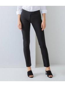 Henbury Ladies Tapered Leg Trousers