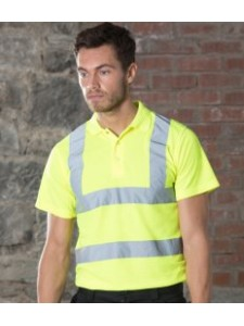 RTY Hi-Vis Polo Shirt
