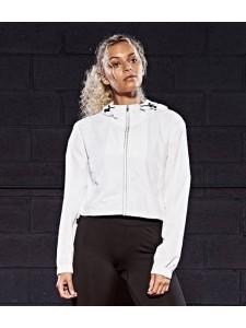 AWDis Cool Girlie Cropped Windshield Jacket