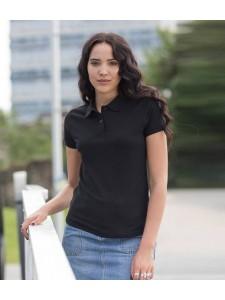 AWDis The 100 Cotton Girlie Piqué Polo Shirt