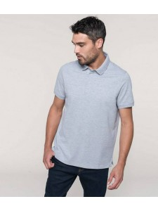 Kariban Stud Piqué Polo Shirt
