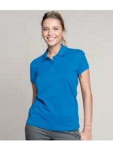 Kariban Ladies Cotton Piqué Polo Shirt