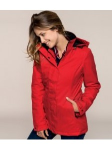 Kariban Ladies Parka Jacket