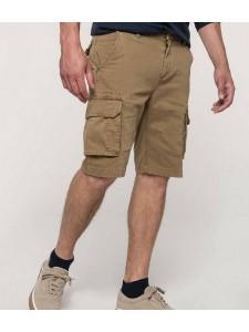Kariban Multi-Pocket Shorts