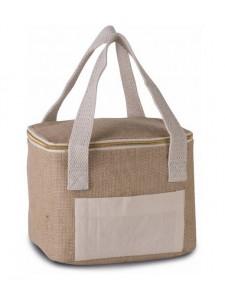 Kimood Small Jute Cool Bag