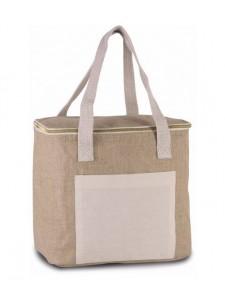 Kimood Medium Jute Cool Bag
