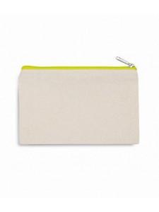 Kimood Small Cotton Canvas Pouch