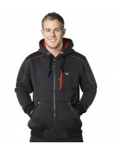 Lee Cooper Zip Hooded Workwear Jacket