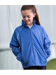 Finden & Hales Kids Showerproof Training Jacket