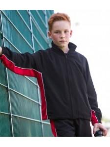 Finden and Hales Kids Contrast Track Top