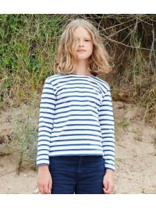 Mantis Kids Breton Long Sleeve T-Shirt