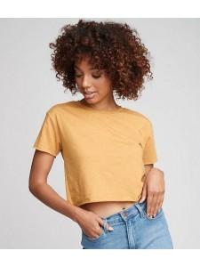 Next Level Ladies Festival Cali Cropped T-Shirt