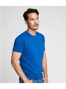 Next Level Unisex Sueded Crew Neck T-Shirt