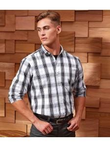 Premier Ginmill Check Long Sleeve Shirt