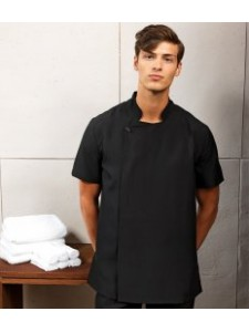 Premier Mens Epsom Short Sleeve Tunic