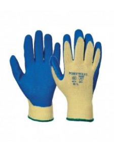 Portwest Cut 3 Latex Grip Gloves