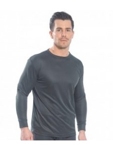 Portwest Long Sleeve Thermal Base Layer Top