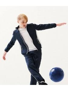 Regatta Activewear Kids Athens Contrast Tracksuit Jacket