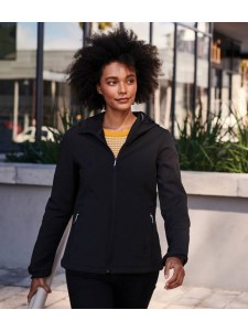 Regatta Ladies Arley II Hooded Soft Shell Jacket
