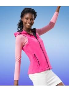 Regatta Standout Ladies Arley Hooded Soft Shell Bodywarmer