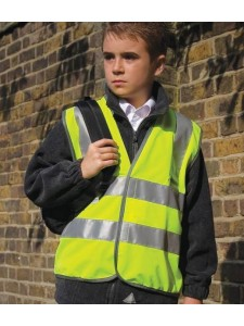 Result Safe-Guard Kids Hi-Vis Vest