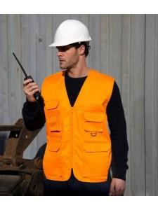 Result Work-Guard Safari Waistcoat