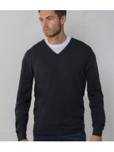 RTY Acrylic/Wool V Neck Sweater