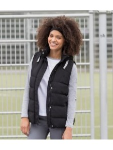 SF Ladies Padded Gilet