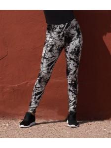 SF Ladies Reversible Workout Leggings