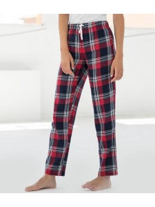 SF Ladies Tartan Lounge Pants