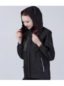 Spiro Ladies Nero Jacket