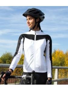 Spiro Ladies Bikewear Long Sleeve Performance Top