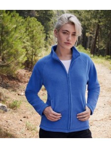 Fruit of the Loom Lady Fit Fleece Jacket