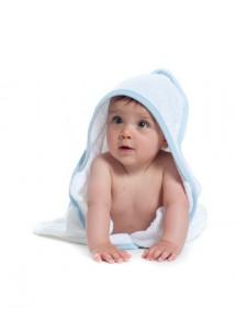 Towel City Babies Hooded Towel